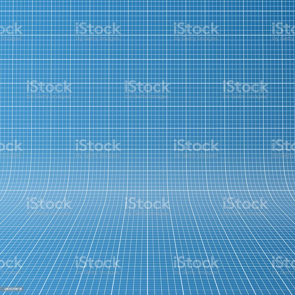 blueprint paper background vector art illustration