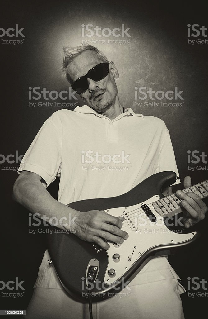 Bluesmen royalty-free stock photo