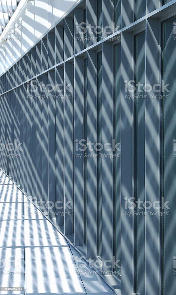 Bluesy Geometrics stock photo