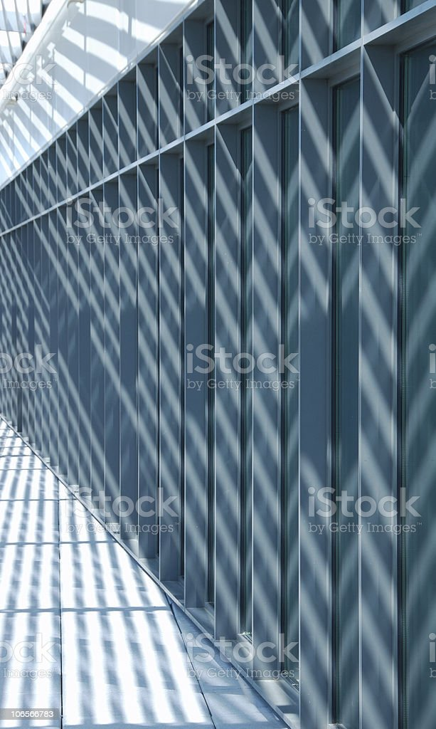 Bluesy Geometrics stock photo