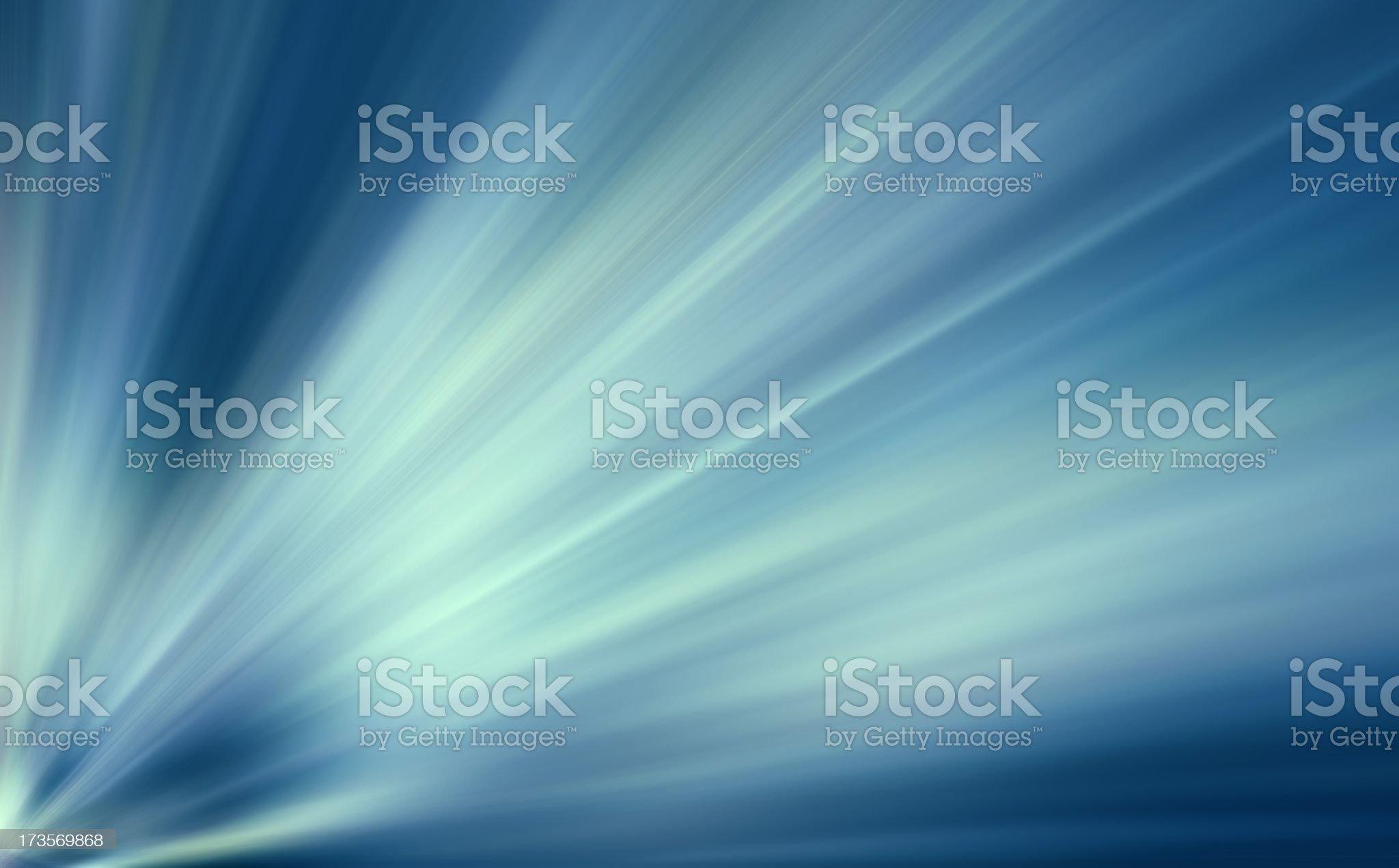 Bluish fractal background design royalty-free stock photo