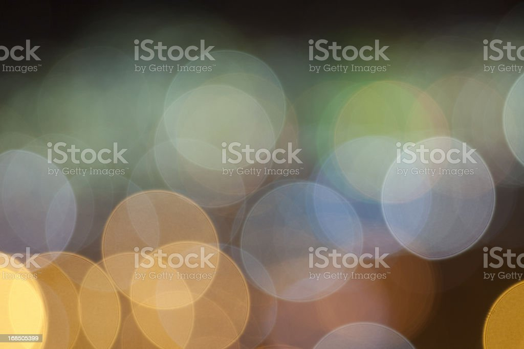 Blur abstract color lights. royalty-free stock photo