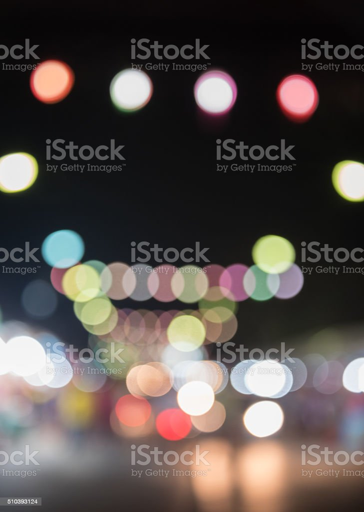 Blur light backgrounds stock photo