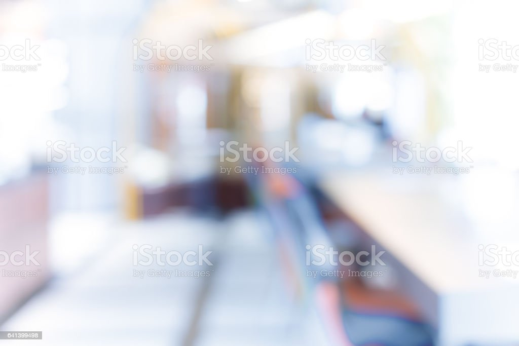 blur shopping mall background stock photo