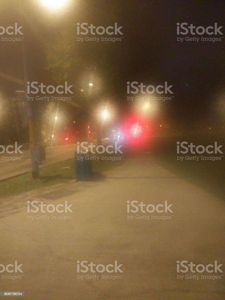 Blur vision stock photo
