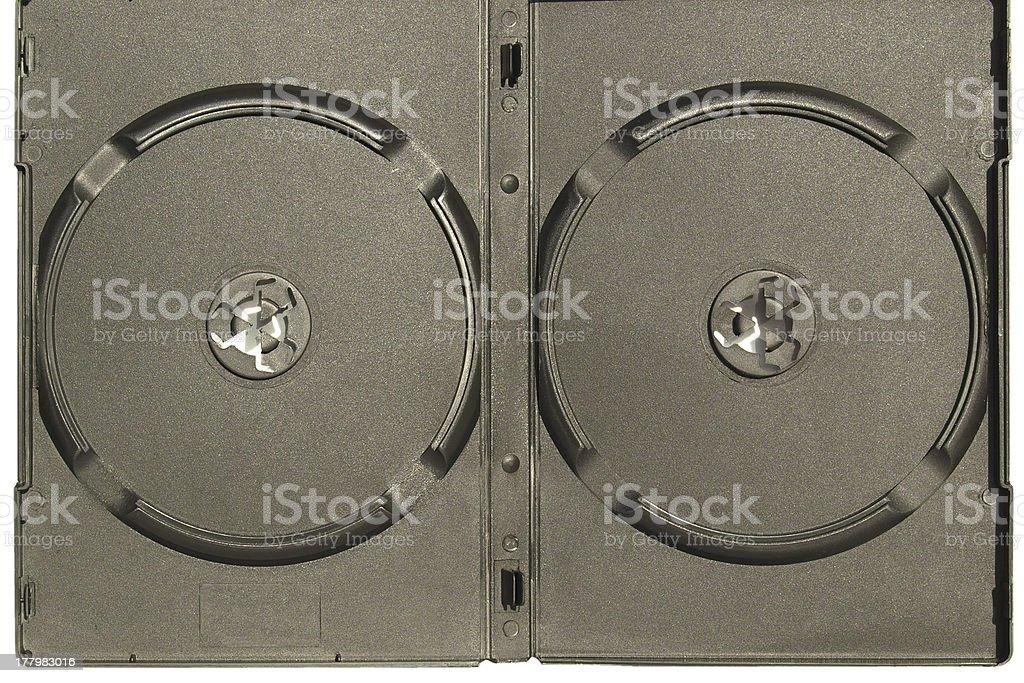 CD DVD DB Bluray disc royalty-free stock photo
