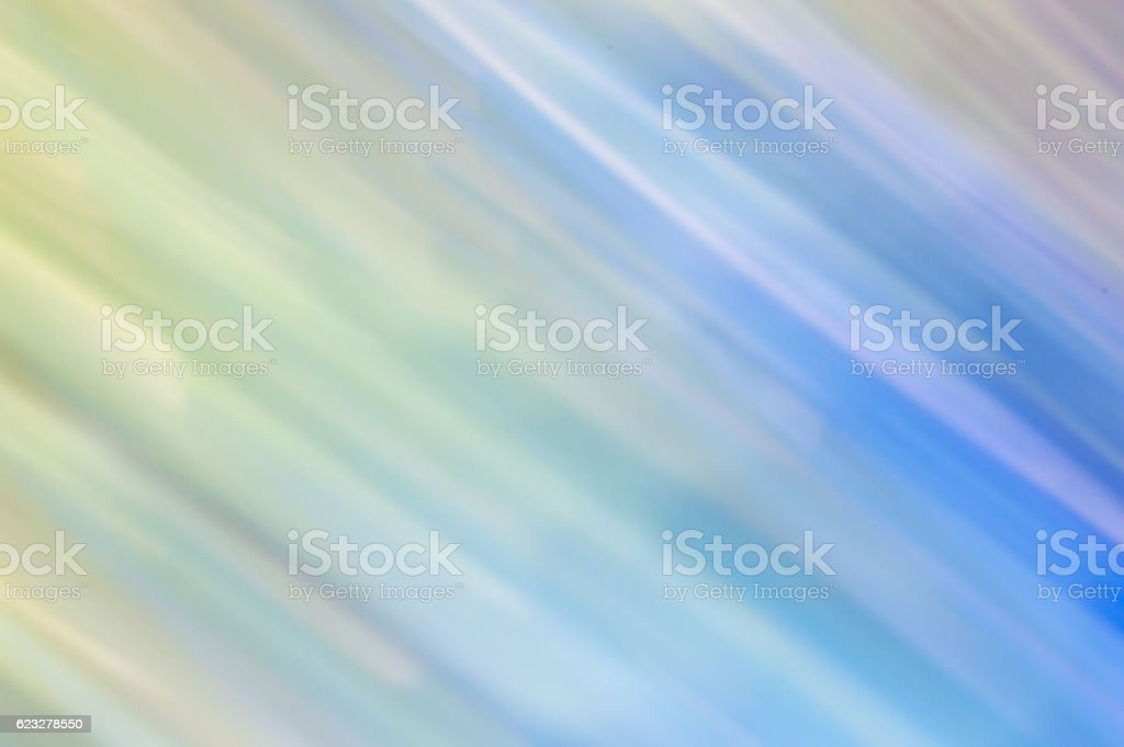 Blurred abstract background. Blue and white light. stock photo