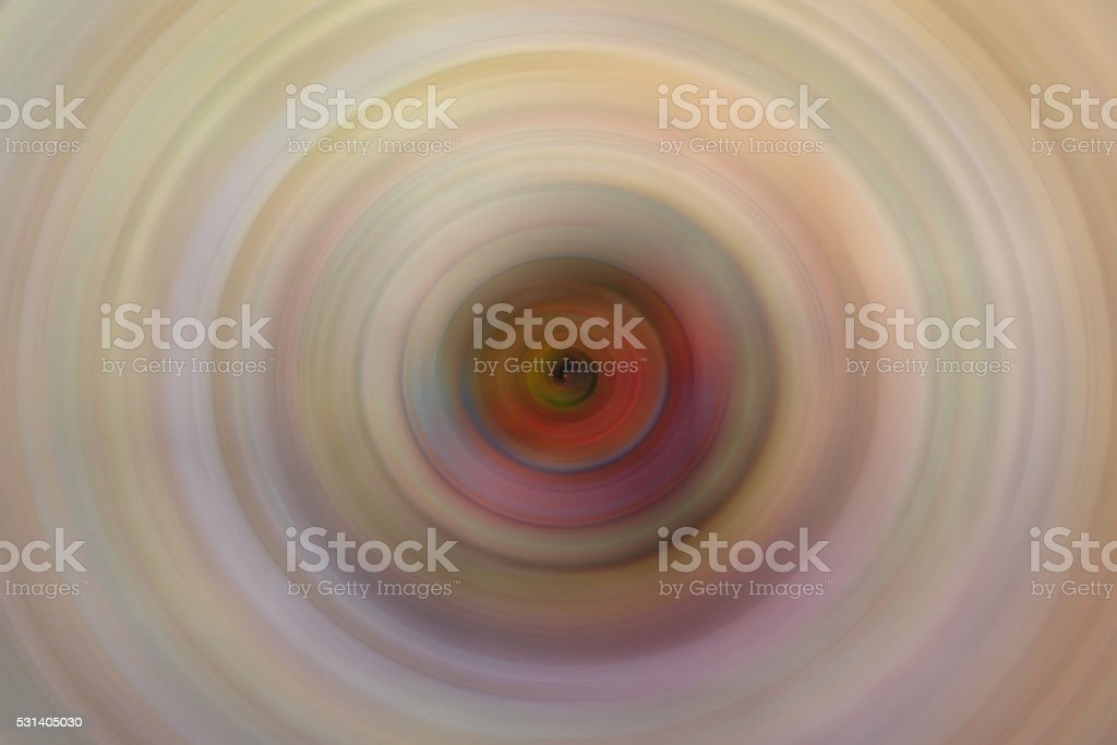 Blurred abstract background of Colour Full Circle stock photo