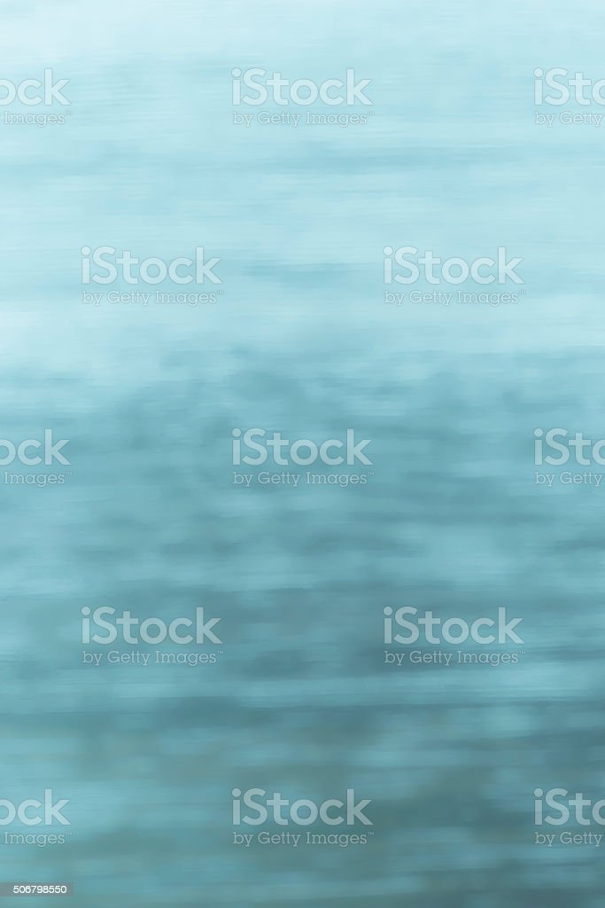 Blurred abstract cyan background stock photo