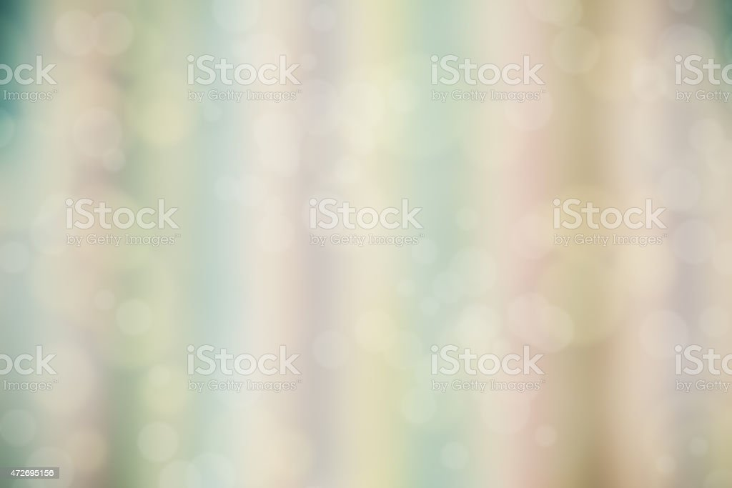 Blurred abstract striped bokeh background stock photo