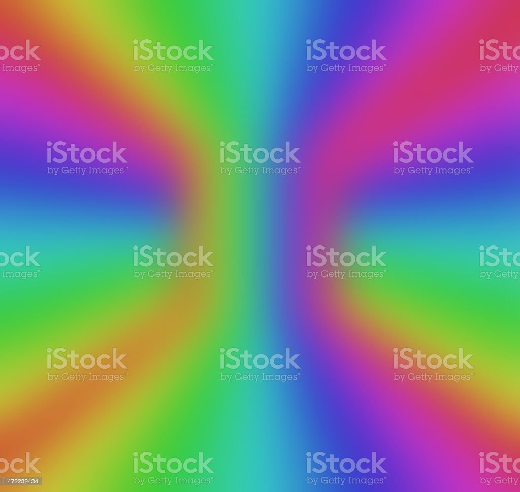 Blurred Colorful rainbow abstract background stock photo