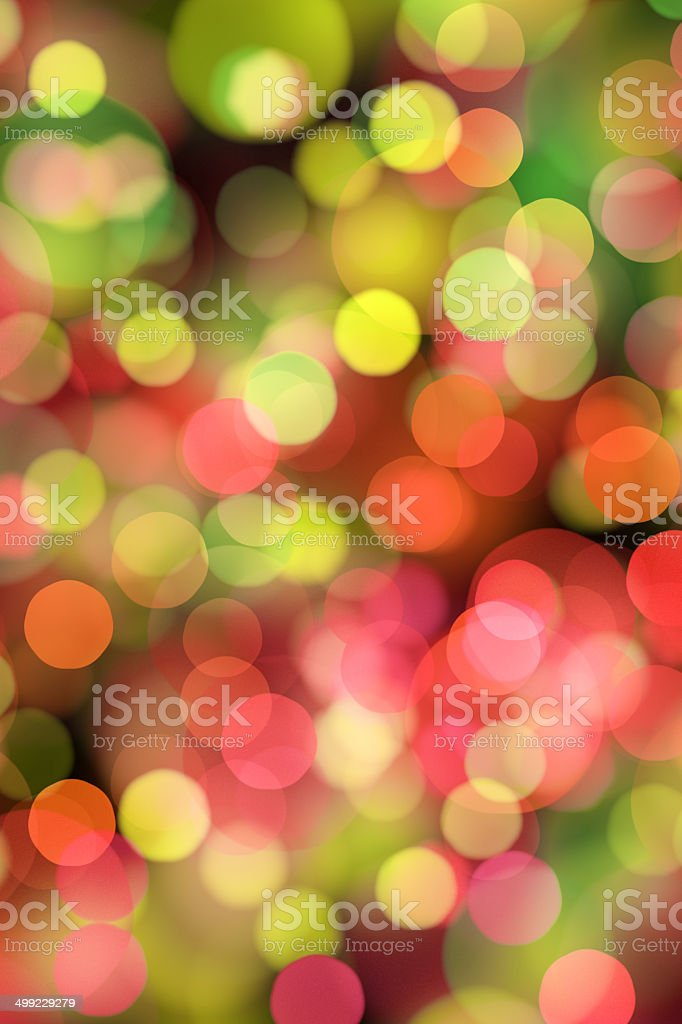 blurred dots on black background royalty-free stock photo