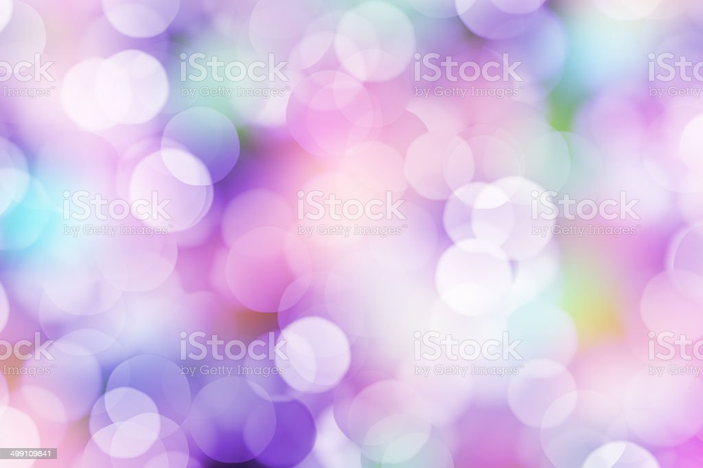 blurred dots on bright background vector art illustration