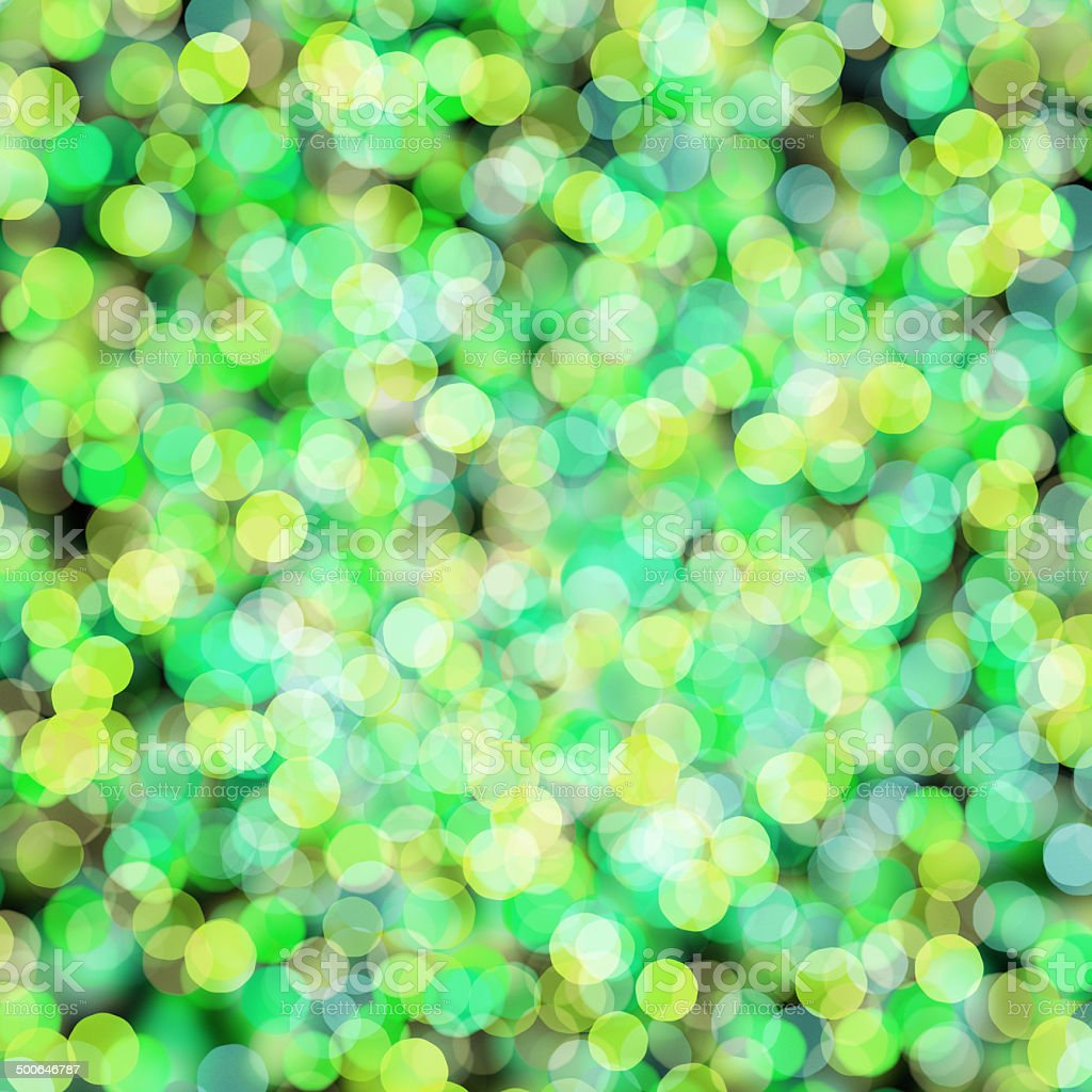 blurred dots on bright background royalty-free stock photo