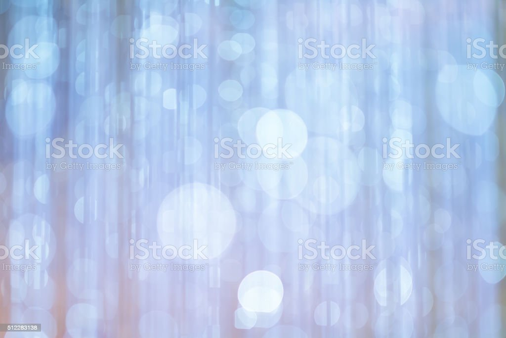 Blurred fiber and plastic optic for background stock photo