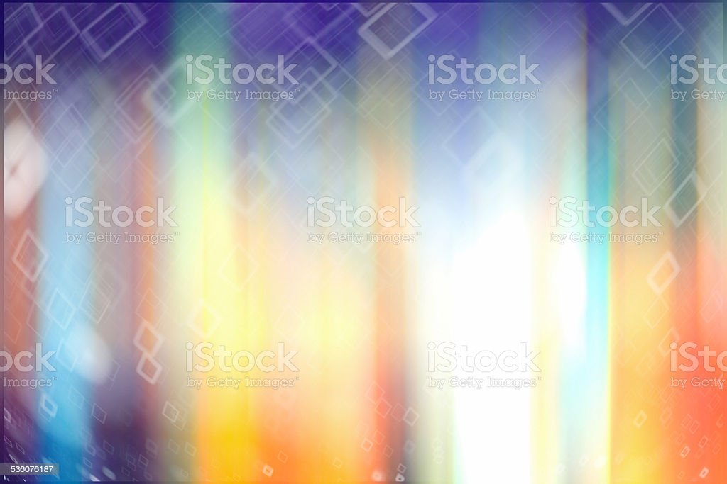 blurred multicolored bokeh background gradient stock photo