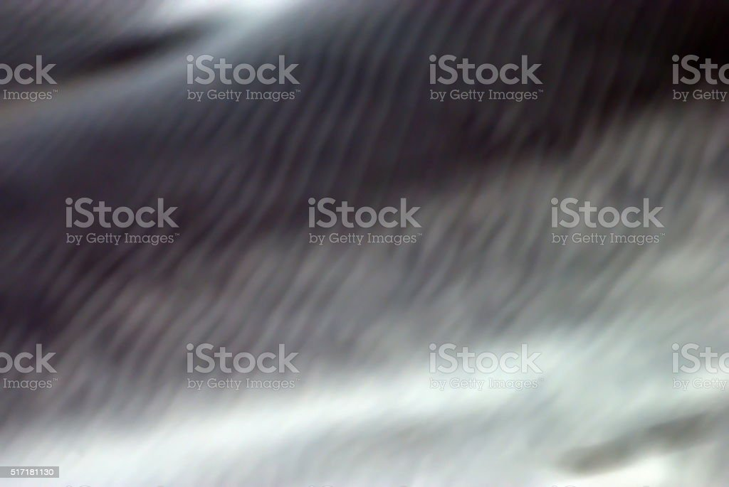 Blurred Ripples in Sand stock photo