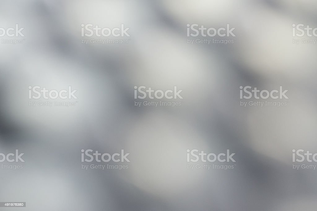 Blurred white and grey background stock photo