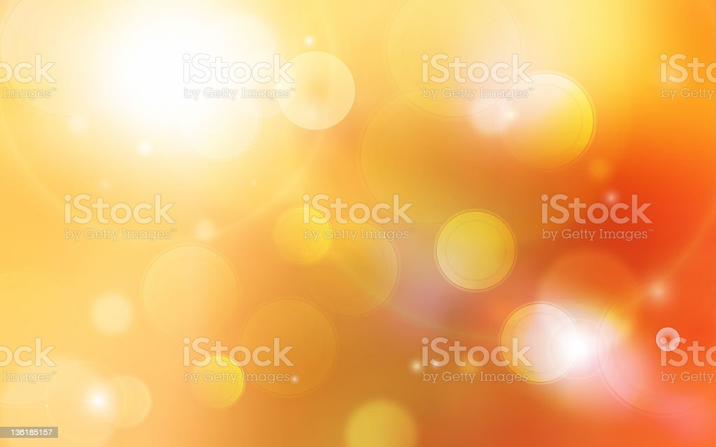 blurry gold background royalty-free stock photo