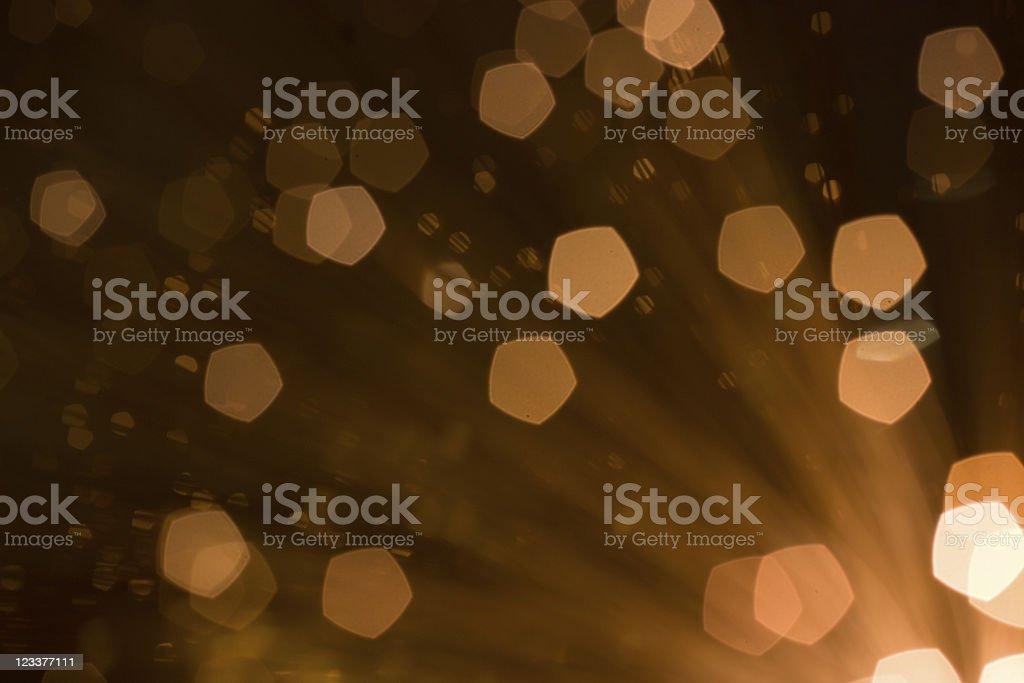 Blurry light royalty-free stock photo