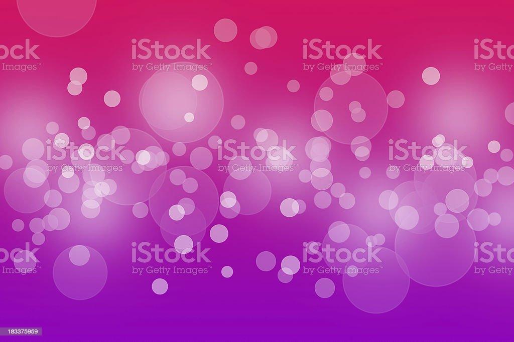 Blurry Lights royalty-free stock photo
