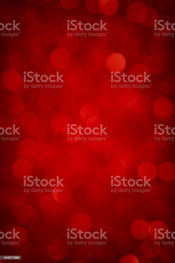 Blurry red light background image stock photo