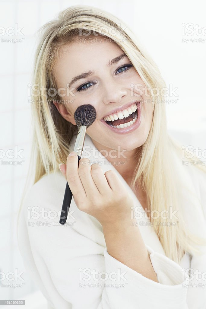 Blushing Cheeks stock photo 451259655 | iStock
