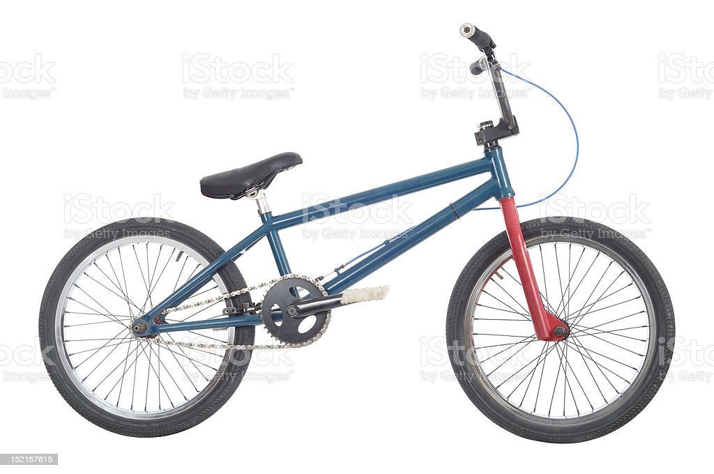 bmx royalty-free stock photo