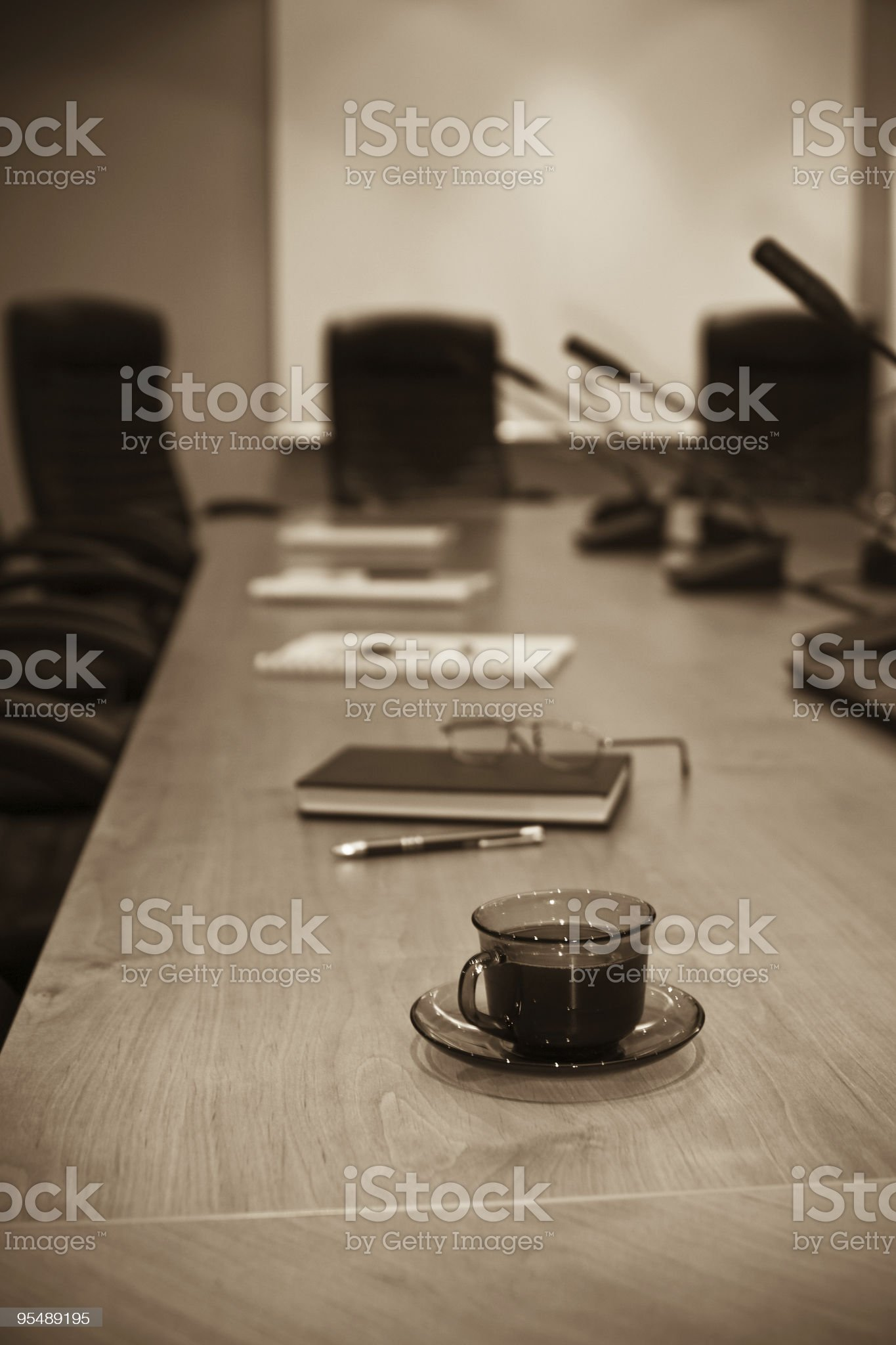 Board room royalty-free stock photo