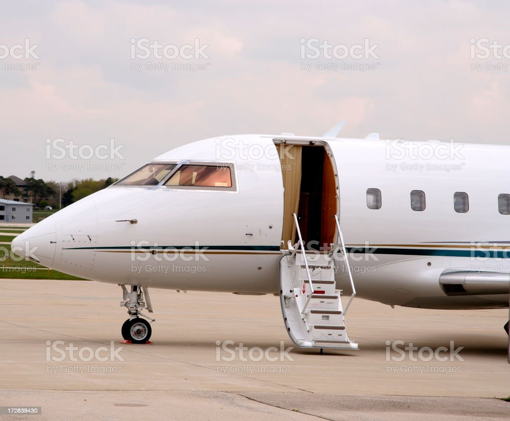 Boarding Gate 57 royalty-free stock photo