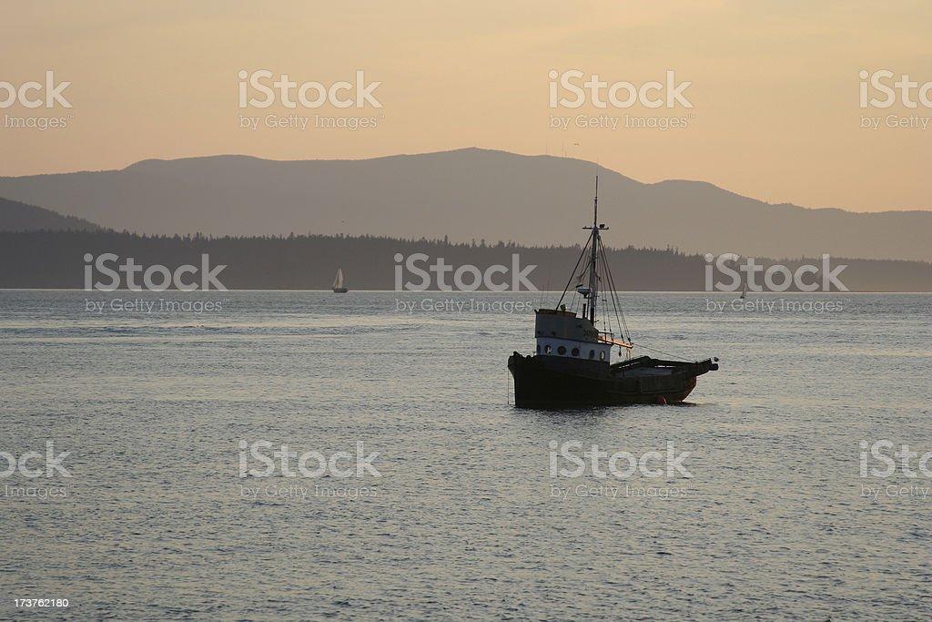 Boat 0002 royalty-free stock photo