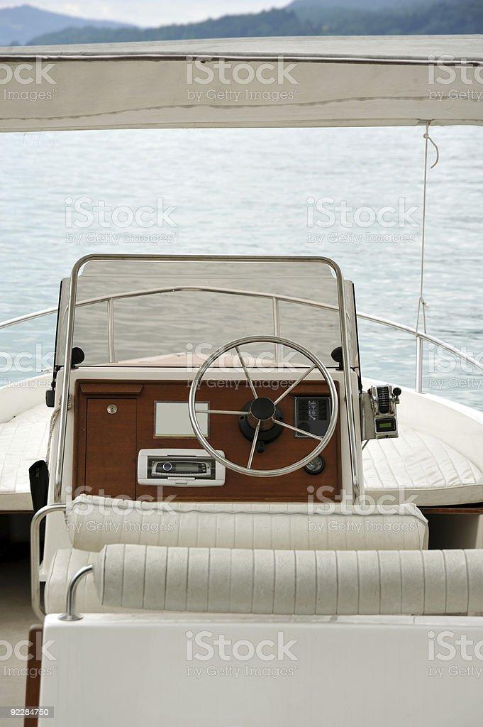 Boat Cabin royalty-free stock photo