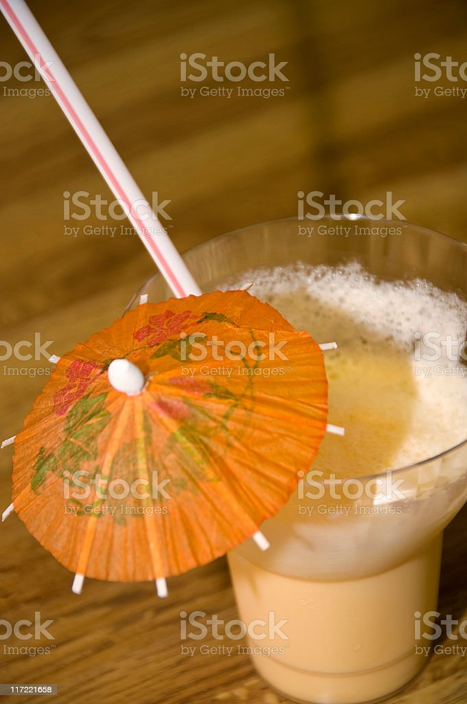 Boat Drink stock photo