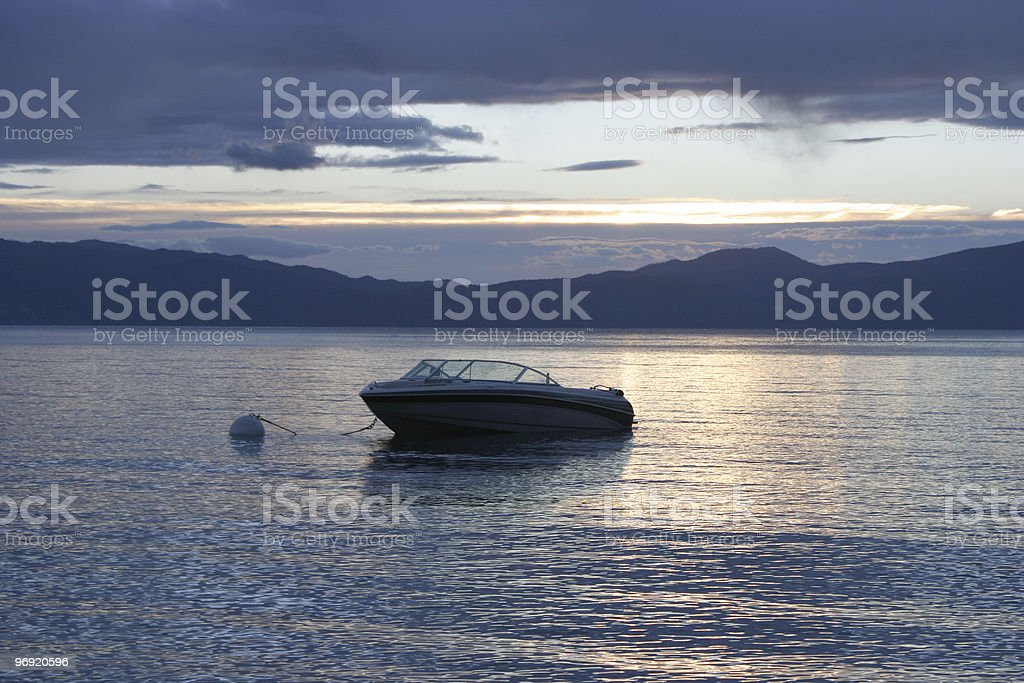 Boat Fantasy #2 stock photo
