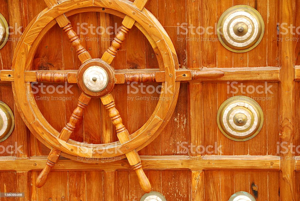 Boat Hull Design royalty-free stock photo