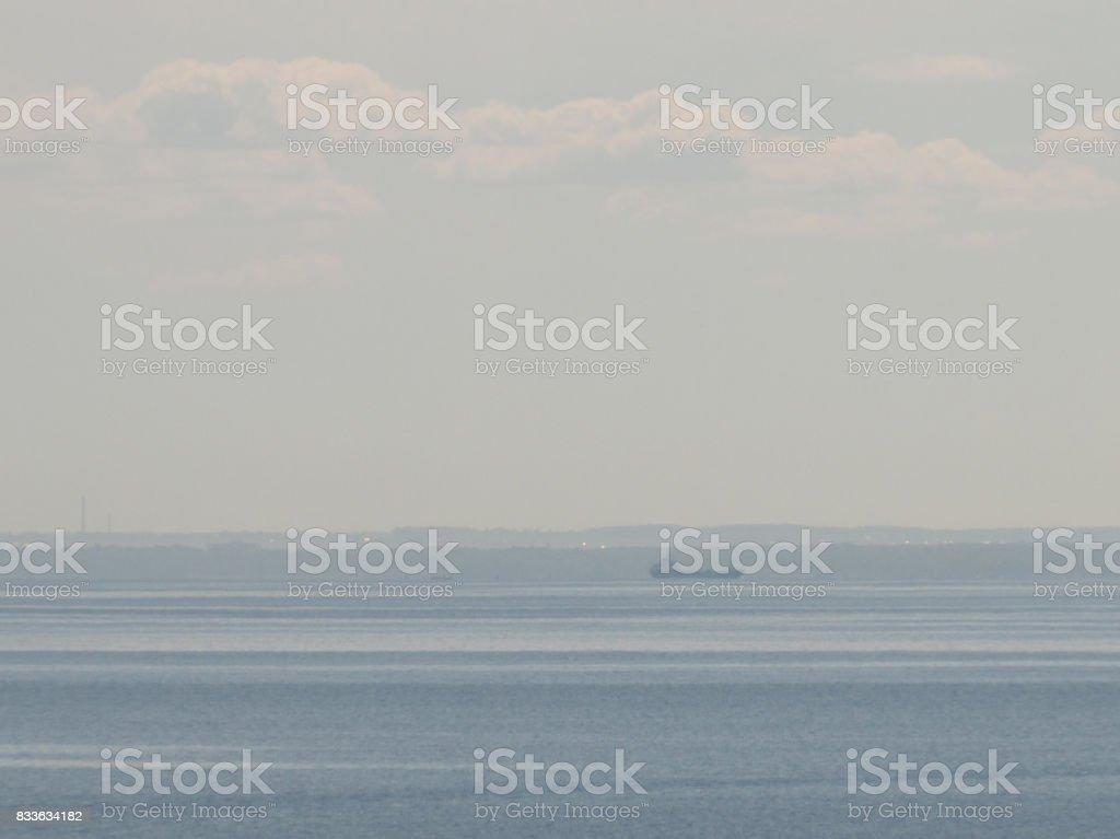 Boat in stock photo