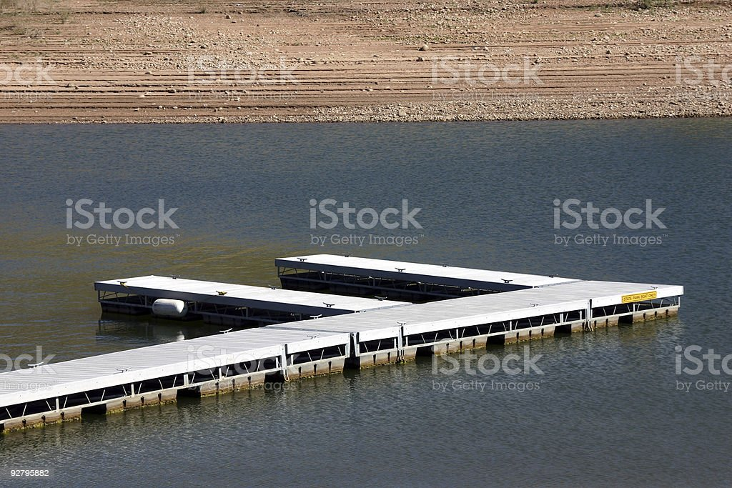 Boat Marina - 697 royalty-free stock photo