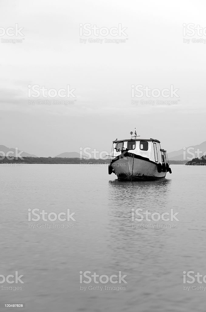 Boat royalty-free stock photo