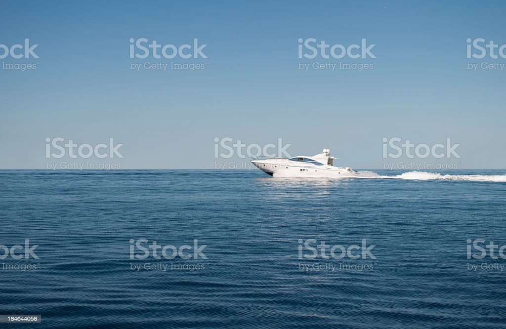 Boat royalty-free stock photo