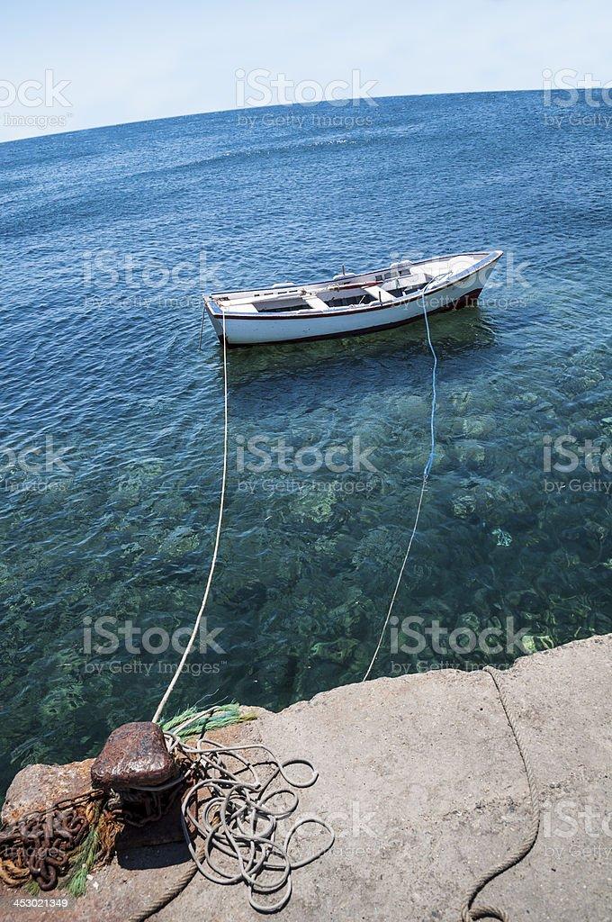 Boat. stock photo