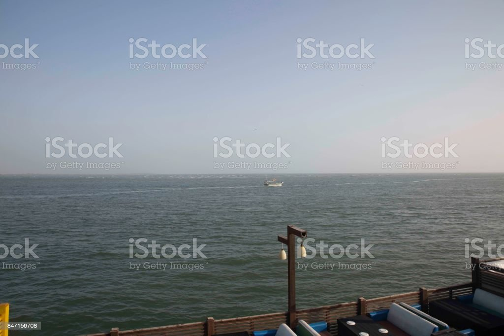A boat stock photo