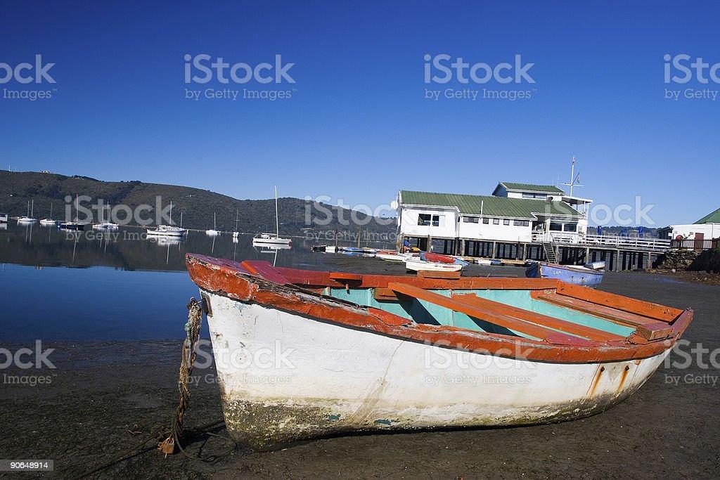 Boat #5 royalty-free stock photo