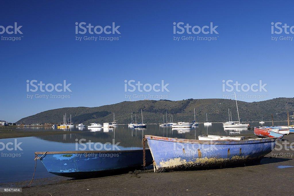 Boat #2 royalty-free stock photo
