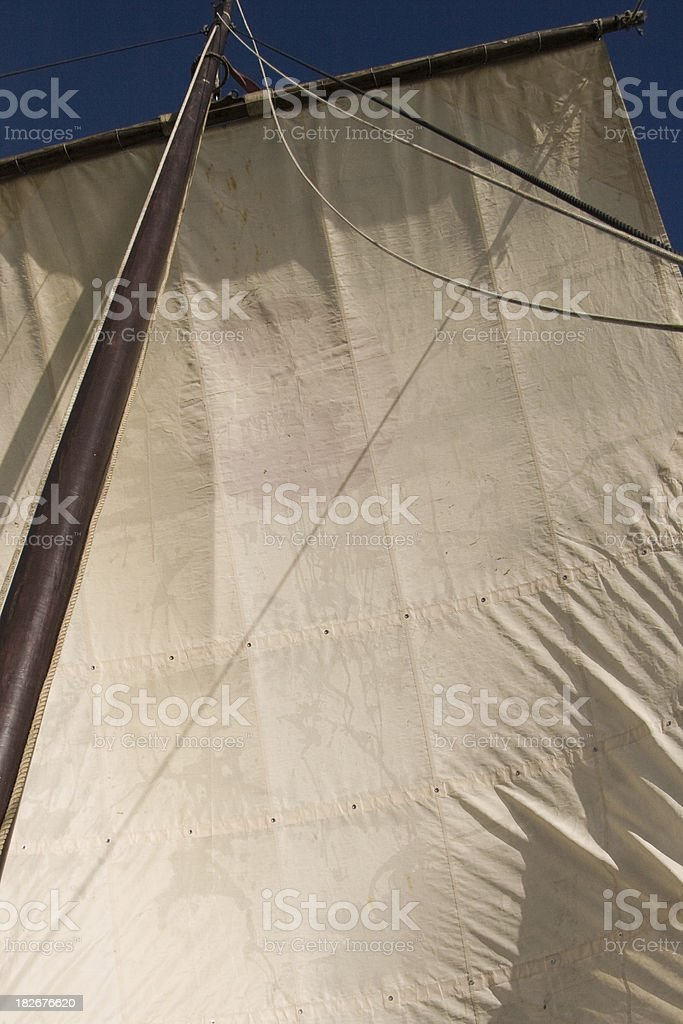 Boat Sail royalty-free stock photo