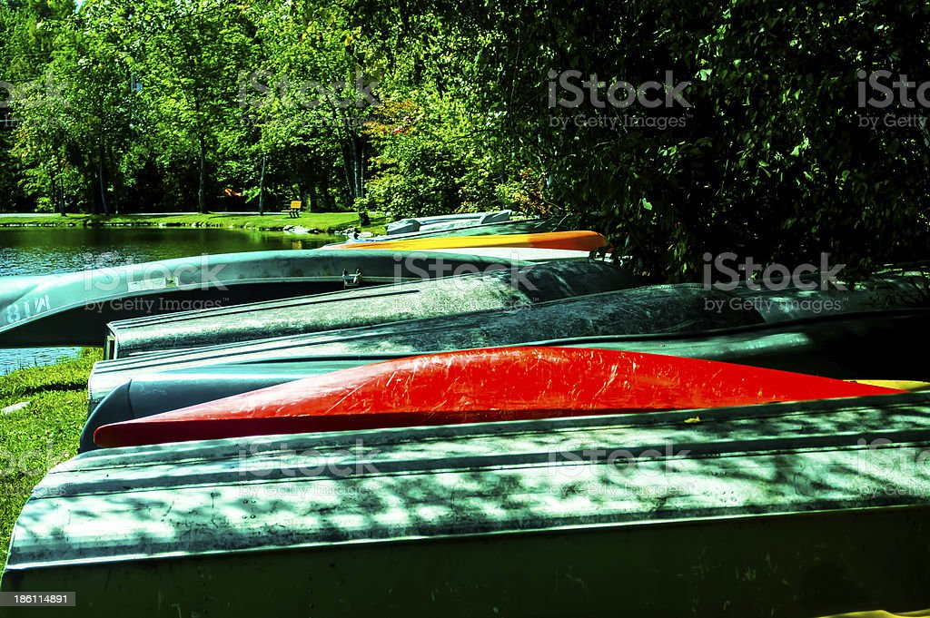 Boating Anyone? royalty-free stock photo