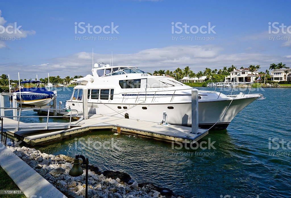 Boating stock photo