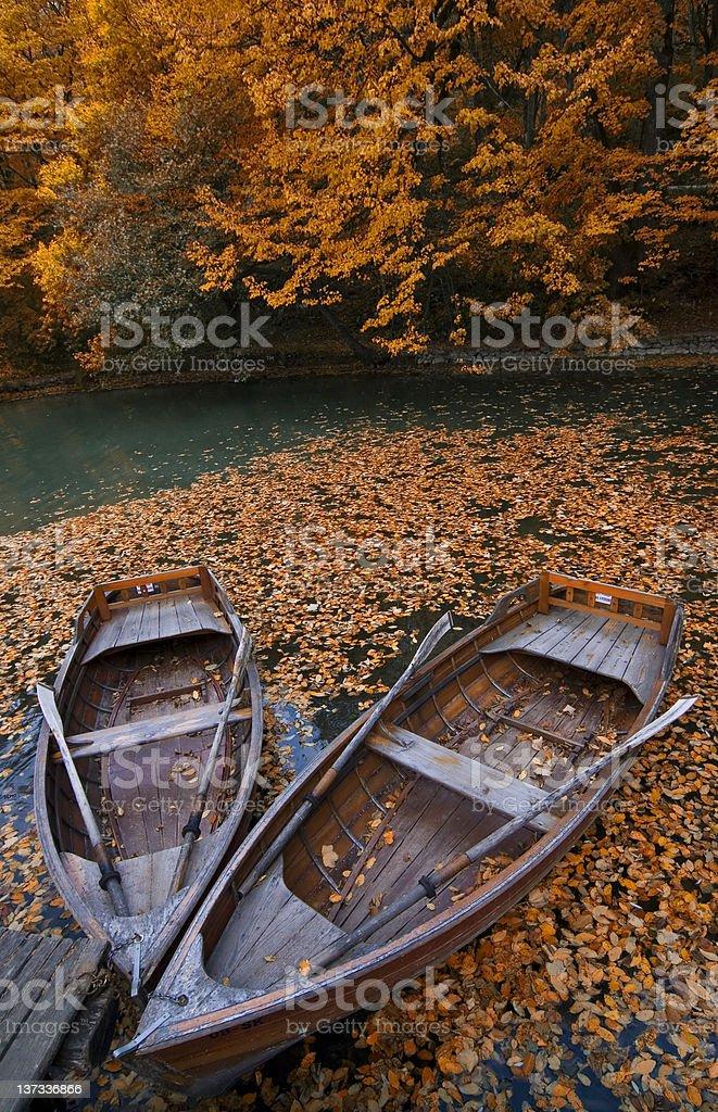 Boats stock photo