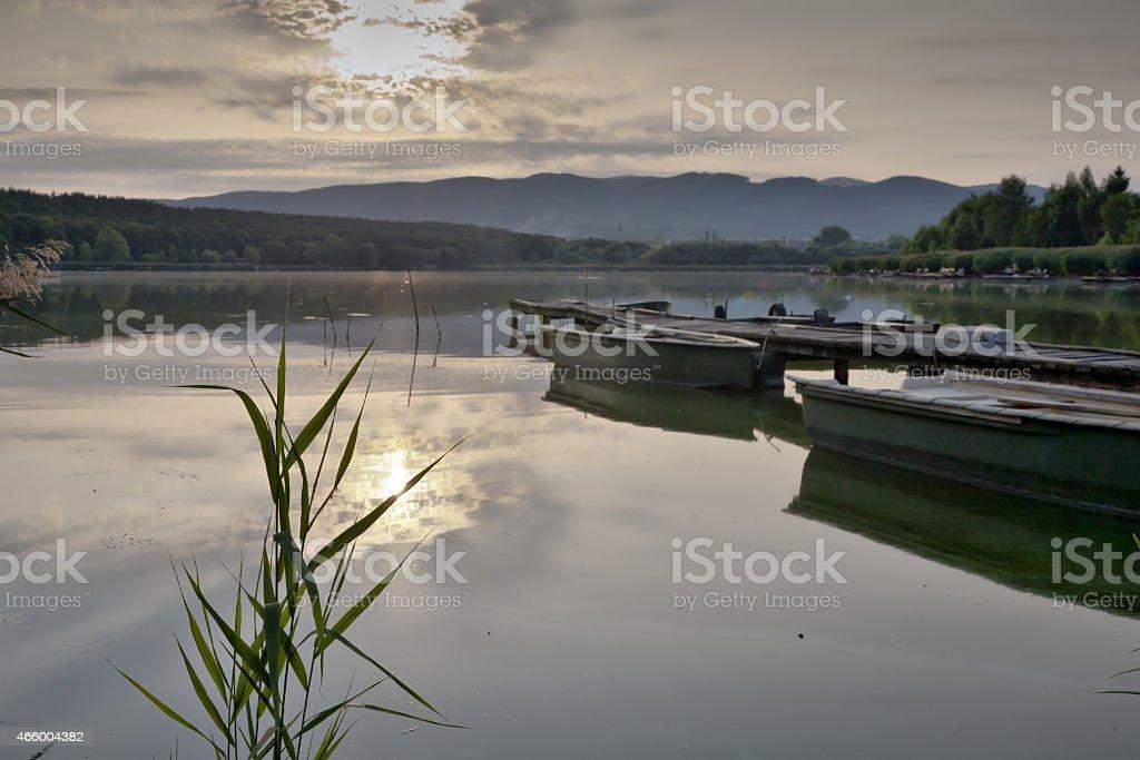 Boats.. stock photo