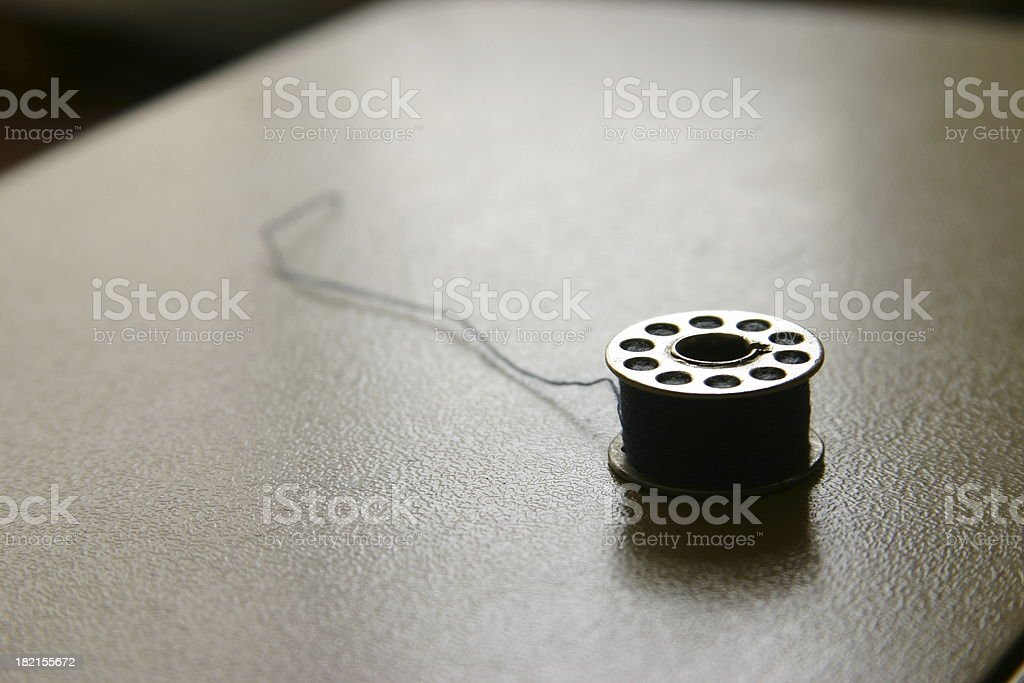 Bobbin royalty-free stock photo