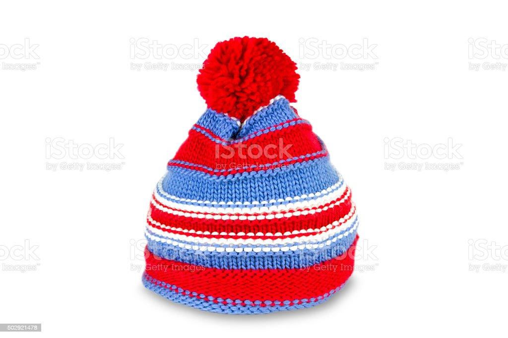 Bobble cap stock photo